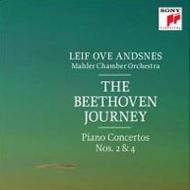 ピアノ協奏曲第2番、第4番 アンスネス、マーラー・チェンバー・オーケストラ