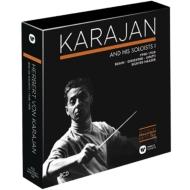 カラヤンとソリストたち�T 1948−1958(8CD)