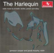 ヴァイオリン作品集/The Harlequin-violin Music: J.cooper J.murphy(Vn) Wiley / Kartmann Ensemble Etc