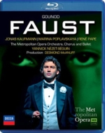 『ファウスト』全曲 マッカナフ演出、ネゼ=セガン&メトロポリタン歌劇場、カウフマン、パーペ、他(2011 ステレオ)