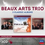 ボザール・トリオ〜3 Classic Albums〜ベートーヴェン、ドヴォルザーク、メンデルスゾーン、ラヴェル、ショーソン(3CD)
