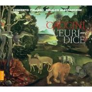 歌劇『エウリディーチェ』全曲 アレッサンドリーニ&コンチェルト・イタリアーノ、F.ザナージ、フリガート、他(2013 ステレオ)