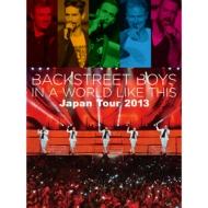 IN A WORLD LIKE THIS Japan Tour 2013 通常盤(Loppi・HMV独占先行販売 Blu-ray)