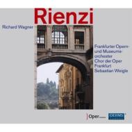 『リエンツィ』全曲 ヴァイグレ&フランクフルト歌劇場、ブロンダー、シュトルックマン、他(2013 ステレオ)(3CD)
