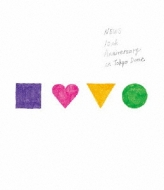 NEWS 10th Anniversary in Tokyo Dome (Blu-ray)