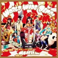 WORLD WIDE DEMPA 【LPアナログ盤 完全初回限定プレス】