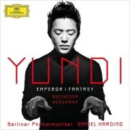 ベートーヴェン:ピアノ協奏曲第5番『皇帝』、シューマン:幻想曲 ユンディ・リ、ハーディング&ベルリン・フィル