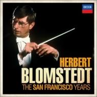 ヘルベルト・ブロムシュテット/サンフランシスコ・イヤーズ(15CD)