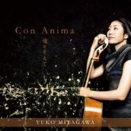 水谷川優子: Con Anima-魂をそえて