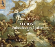 『アルシオーヌ』管弦楽曲版 サヴァール&コンセール・ド・ナシオン