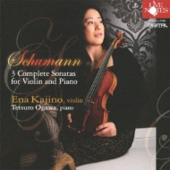 Violin Sonata, 1, 2, 3, : 梶野絵奈(Vn)小川哲朗(P)