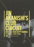 Jin Akanishi's Club Circuit Tour 【初回限定ハードカバー・フォト・ブック仕様(34Pカラー)】