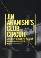 Jin Akanishi's Club Circuit Tour