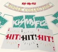 SINGLE COLLECTION「HIT! HIT! HIT!」 (+DVD)【通常盤A】