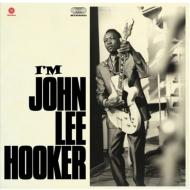 I'm John Lee Hooker (180グラム重量盤)