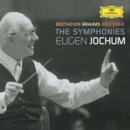 オイゲン・ヨッフム 交響曲全集録音集〜ベートーヴェン、ブラームス、ブルックナー ベルリン・フィル、バイエルン放送響(16CD)