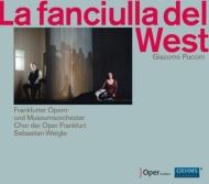 『西部の娘』全曲 ヴァイグレ&フランクフルト歌劇場、ウェストブローク、ヴェントレ、他(2013 ステレオ)(2CD)