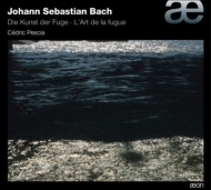 フーガの技法 セドリック・ペシャ(ピアノ)(2CD)
