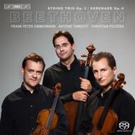 弦楽三重奏曲第1番、セレナード トリオ・ツィンマーマン