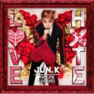 LOVE & HATE 【初回生産限定盤B】(CD)