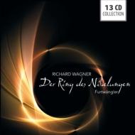 『ニーベルングの指環』全曲 フルトヴェングラー&RAIローマ交響楽団(1953 モノラル)(13CD)