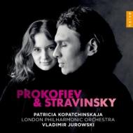 プロコフィエフ&ストラヴィンスキー:ヴァイオリン協奏曲集 パトリシア・コパチンスカヤ