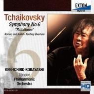 交響曲第6番『悲愴』、『ロメオとジュリエット』 小林研一郎&ロンドン・フィル