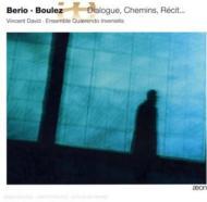 Dialogue, Chemins, Recit...: Vincent David(Sax)Dejardin / Ensemble Quaerendo Invenietis