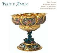 Fede E Amor-trombones From The Viennese Imperial Court: Alex Potter(Ct)Ensemble La Fontaine
