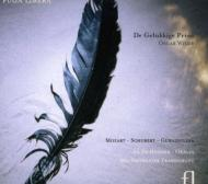 Oscar Wilde: De Gelukkige Prins-mozart, Schubert, Gubaidulina: Oxalys Muziektheater Transparant