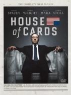 ハウス・オブ・カード 野望の階段 SEASON 1 DVD Complete Package <デヴィッド・フィンチャー完全監修パッケージ仕様>