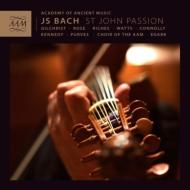 ヨハネ受難曲(1724年版) エガー&エンシェント室内管、ギルクリスト、他(2CD)