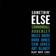 Somethin Else (アナログレコード/Blue Note)