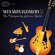 And The Montgomery-johnson Quintet (10inch 140gr 33rpm)