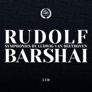 交響曲第1番〜第8番 バルシャイ&モスクワ室内管弦楽団(5CD)
