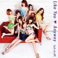 Like You  Anyway 【初回盤B】(CD+DVD)