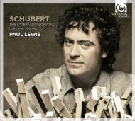 ピアノ・ソナタ第14、19、20、21番 ポール・ルイス(2CD)