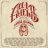 All My Friends: Celebrating The Songs & Voice Of Gregg Allman(2CD+Blu-ray)