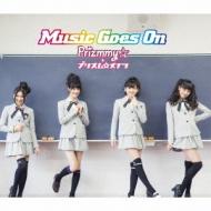 Music Goes On (+DVD+フォトブック)【初回生産限定盤】(仮)
