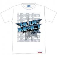 三代目 J Soul Brothers ツアーTシャツ ホワイトS