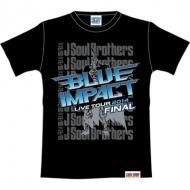 三代目 J Soul Brothers ツアーTシャツ ブラックL