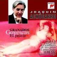 グラナドス:『ゴイェスカス』、アルベニス:ナバーラ、ファリャ:火祭りの踊り、他 アチューカロ