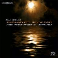 レンミンカイネン組曲、『森の精』 ヴァンスカ&ラハティ交響楽団(2006、07)
