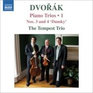 ピアノ三重奏曲第3番、第4番 テンペスト三重奏団