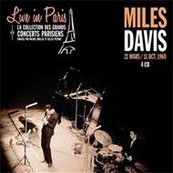 Live In Paris: 21 Mars / 11 Octobre 1960