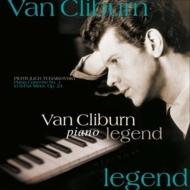 ピアノ協奏曲第1番 クライバーン(p)、コンドラシン&RCAビクター交響楽団 (アナログレコード/Vinyl Passion Classical)
