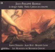 Cantatas & Concerts: D'herin / Les Musiciens De Monsieur Croche