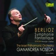 ベルリオーズ:幻想交響曲、ボロディン:『イーゴリ公』序曲 ノセダ&イスラエル・フィル