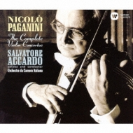 Comp.violin Concertos: Accardo(Vn)/ Orchestra Da Camera Italiana