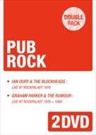 Ian Dury & The Blockheads / Rockparast 1978 ・ New Boots & Panties Live! ・ / Graham Parker / Rock Palast 1978 & 1980